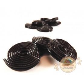 Ruedas de regaliz negro