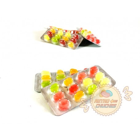 Caramelos Caravan Blísters