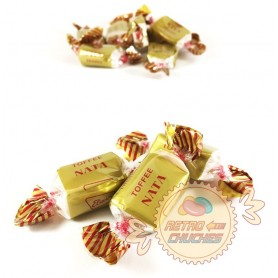 Caramelos Toffee de nata El Avión