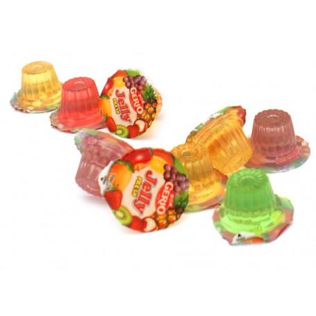 Gelatina en cápsulas Jelly cup Frutas
