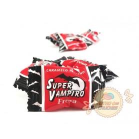 Caramelo Super Vampiro de Fresa