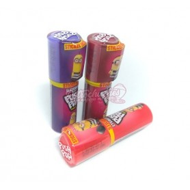 Push pop caramelo