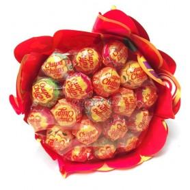 Ramo de flores de Chupa Chup