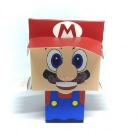 Mario Bros Caja o Cajita Llena de Chuches
