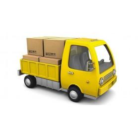 Gastos de transporte añadidos