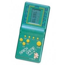 Maquinita o Consola Tetris retro Brick Game
