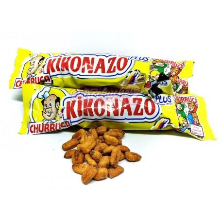 Kikos o Maiz Crujiente Churruca, el Kikonazo