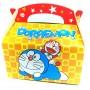 Caja Cartón Doraemon Cumple Vacía