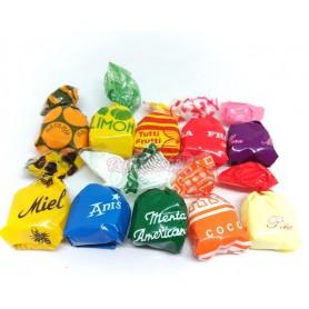 Caramelos La Asturiana Surtido Caribe Variado Frutas