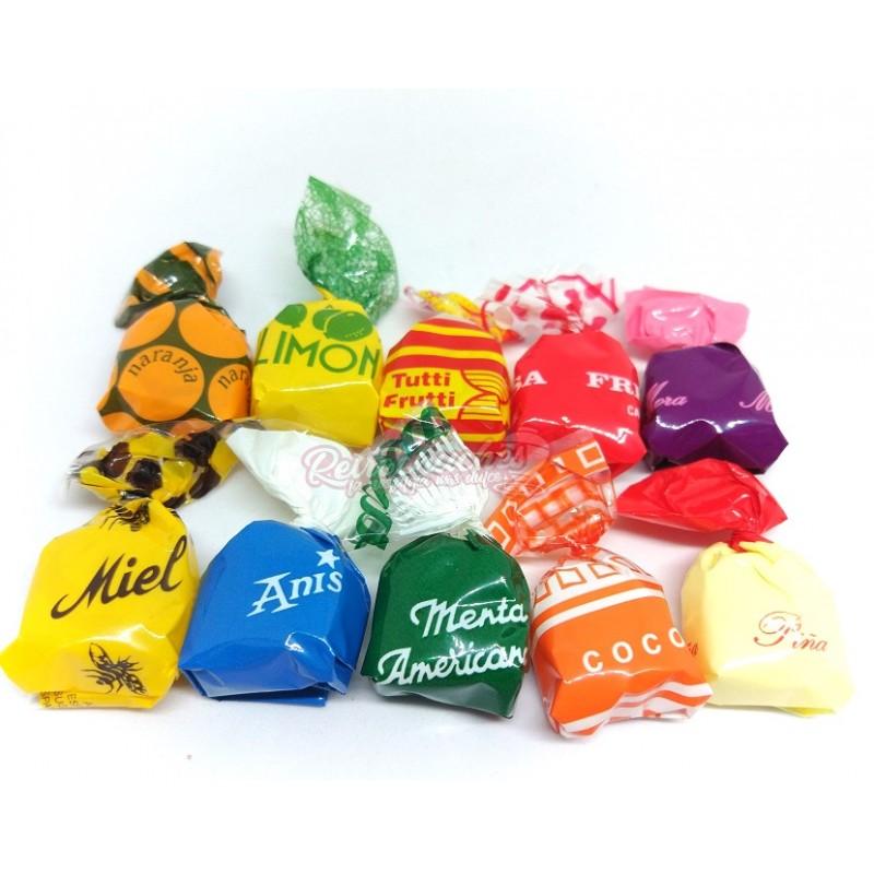 Resultado de imagen de Caramelos la Asturiana