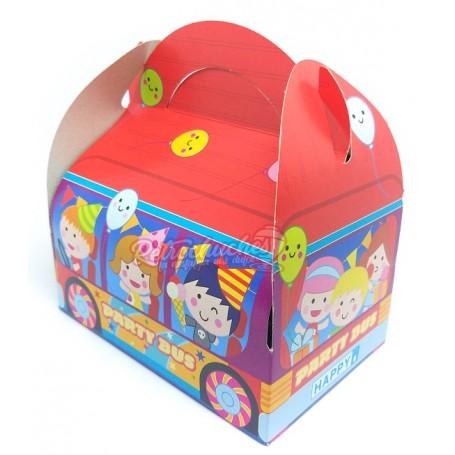 Caja Autobús Infantil