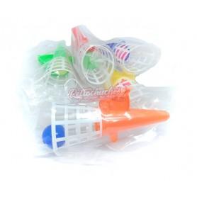 Lanza Bolas de Plástico Baratija