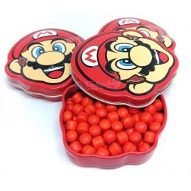 Caja Caramelos Super Mario Bros Cara