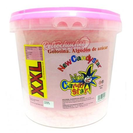 Algodon de Azucar en Cubo 150 gr XXL