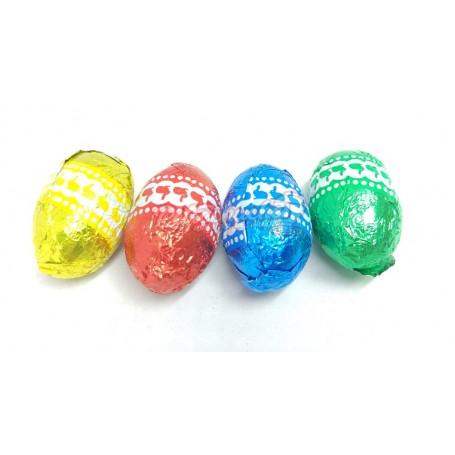 Huevos de Chocolate Rellenos Mini para Pascua
