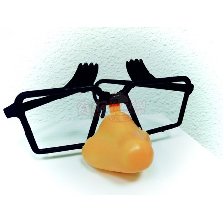 Gafas de Broma con Nariz y Cejas