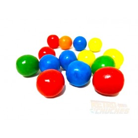 Bolas de chicle gigantes Super Bolos