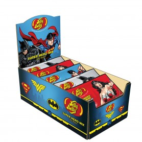Bolsa Jelly Belly Super Heroes DC Comics 28 gr.
