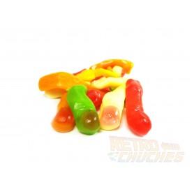 Dedos de gominola brillo (100 gramos)