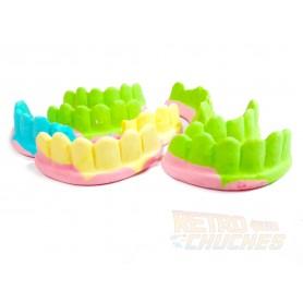 Dentadura de goma