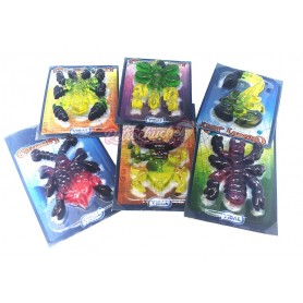 Insectos y Bichos de Gelatina Creepy Jelly