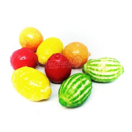 Chicles de Macedonia de Frutas