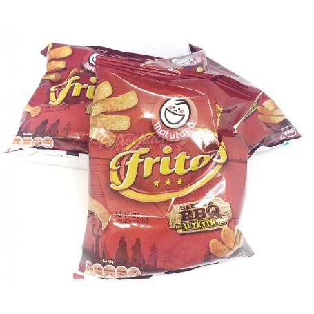 Fritos Barbacoa Tiras Maiz Matutano