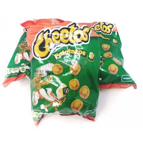 Cheetos Pelotazos de Maiz Matutano