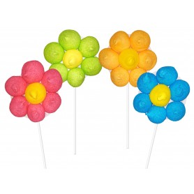 Brocheta de Flor Colores Surtidos Blubs