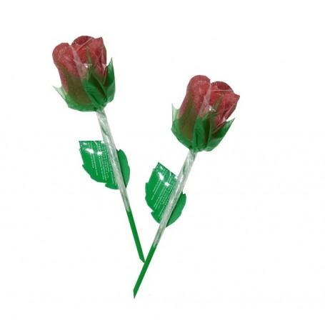 Rosa de Gominola o Pectina