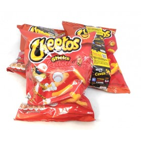 Cheetos Sticks de Matutano Sabor a Queso y Ketchup