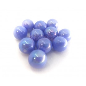 Canicas Azul metalizadas