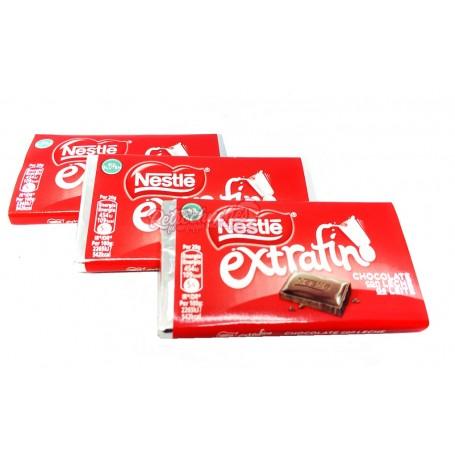 Chocolatina de Nestle Extrafino 20g