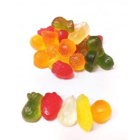Frutas de Gominola Sin azúcar