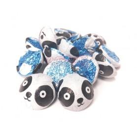 Osos Panda de Chocolate blanco