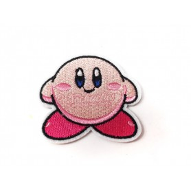 Parches Tela Bordado Termo-Adhesivos Kirby