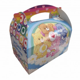 Caja Cumpleaños Osos Amorosos Vacía