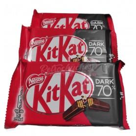 Kit Kat Chocolatina Chocolate Negro