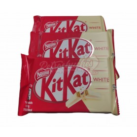 Kit Kat Chocolatina Chocolate Blanco