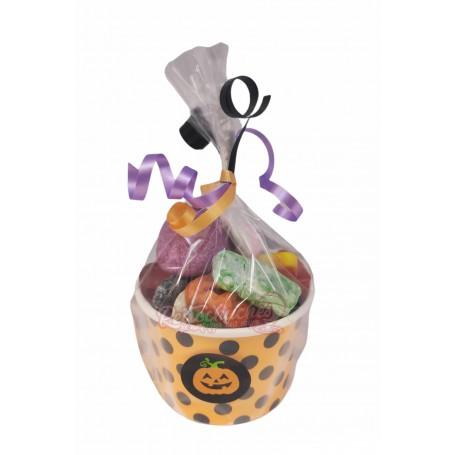 Cupcake o Vasito de Chuches Halloween