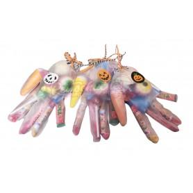 Bolsa Chuches para Halloween Mano Monstruosa