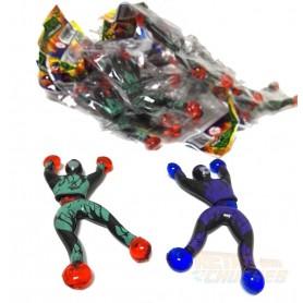Escaladores o Trepadores pegajosos Ninja