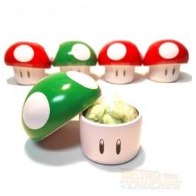 Super Mario Bros Caramelos en forma de Seta o Champiñón