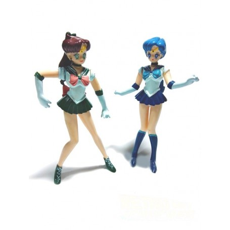 Figuras o muñecas de Sailor Moon